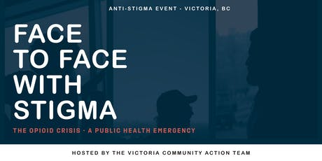 Face to Face with Stigma: The Opioid Crisis - A Public Health Emergency tickets