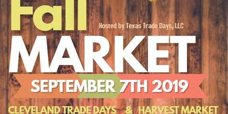 Fall Market at Cleveland Trade Days tickets