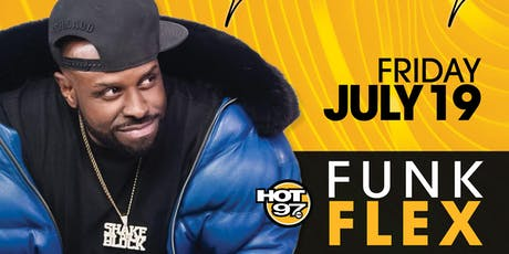 Funk Flex Hot 97 tickets
