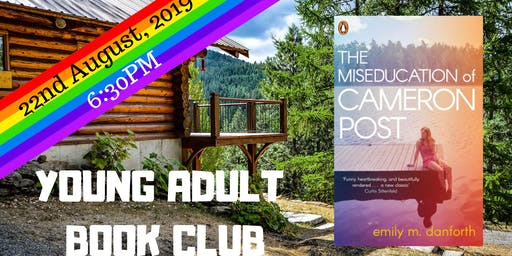 Young Adult Book Club - The Miseducation of Cameron Post