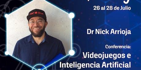 Videojuegos e Inteligencia Artificial boletos
