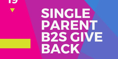 Back to School Single Parent Event