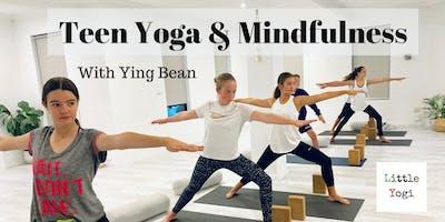 Teen Yoga & Mindfulness (10 weeks)
