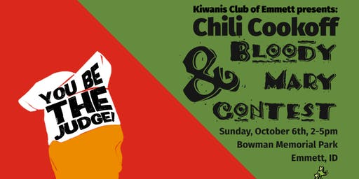 Chili Cookoff & Bloody Mary Contest