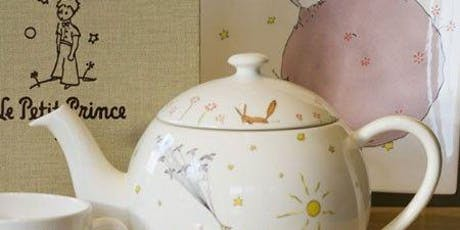 The Little Prince Literary Tea tickets