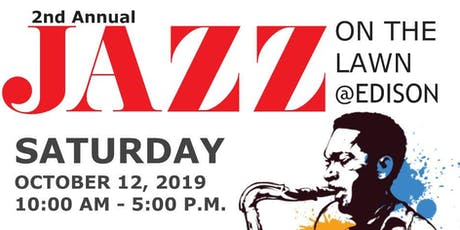JAzz on The Lawn @Edison  tickets