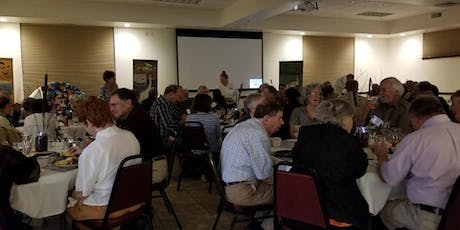 Whooping Crane Festival: Kickoff Dinner tickets