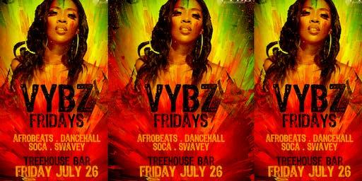 Vybz Fridays: AfroHEAT