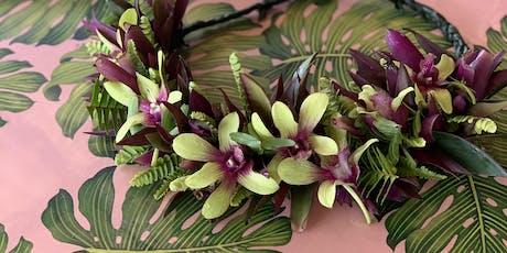 Flower Crown Workshop & Brunch tickets