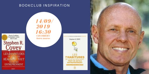 BookClub Inspiration - Stephen R. Covey Les 7 habitudes...