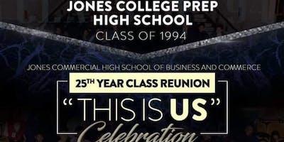Jones Class of 1994 - 25th Class Reunion