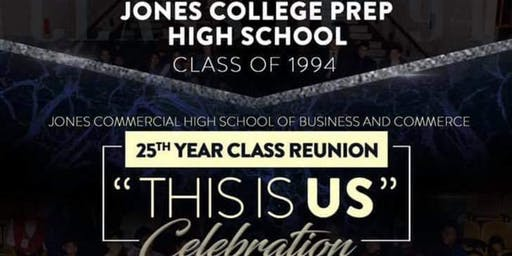 Jones Class of 1994 - 25th Class Reunion