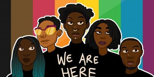 BlaQue Folx Chill: A Social Safe(r) Space for the Black Queer Community