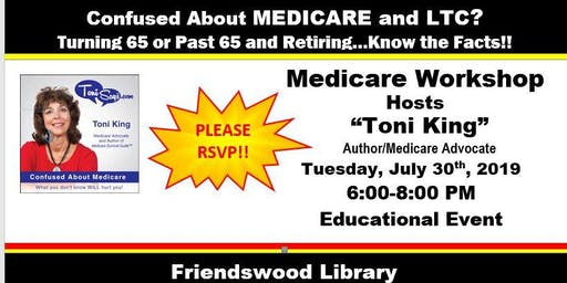 Medicare Workshop-Friendswood Library