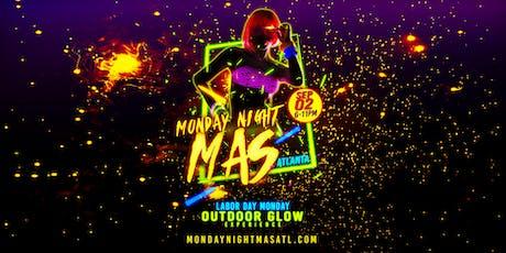 Monday Night Mas ATL tickets