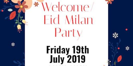 Welcome/ Eid Milan Party (RMIT Club of Pakistan)