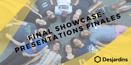 Changemaker Residency - Final showcase billets