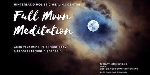 Full Moon Group Meditation