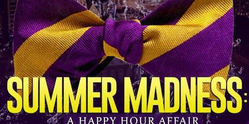 Summer Madness: A Happy Hour Affair