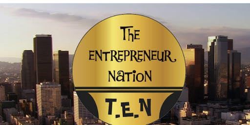 The Entreprepreneur Nation - Anniversary Party