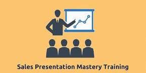 Sales Presentation Mastery 2 Days Training in San Antonio, TX