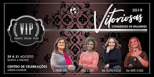 Congresso Vitoriosas 2019