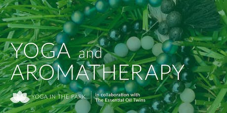 Yoga in the Park + Aromatherapy tickets