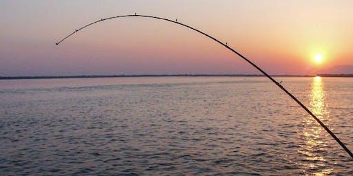 TAANY Summer Fishing Trip 夏天出海釣魚趣