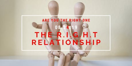 The R.I.G.H.T Relationship tickets