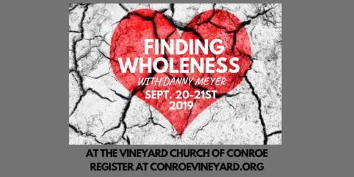 Finding Wholeness