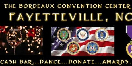 Support HER B.O.O.T.S.-6th Annual Black Tie Fundraising Event-Supporting Veterans tickets