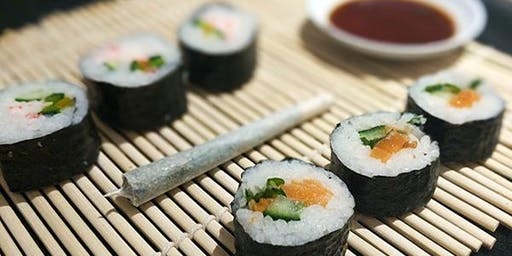 $29 SPECIAL / Master Sushi Rolling & Joint Rolling Class  / Use Code 420