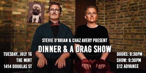Dinner & A Drag Show V