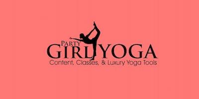 Party Girl Yoga Pop Up Workshop—New Member