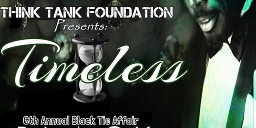 Timeless: a Black & White Gala: The 6th Annual Black Tie Affair