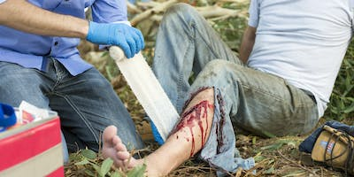 The Art of Creating Simulated Wounds - Moulage Workshop Perth