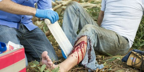 The Art of Creating Simulated Wounds - Moulage Workshop Perth tickets