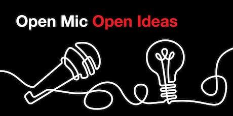 TEDxPerth: Open Mic Open Ideas tickets