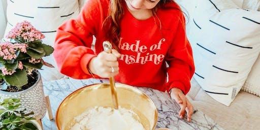 SERENE SOCIAL | kids bath bomb + bath salts mania