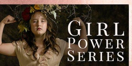 Girl Power Workshop Series tickets