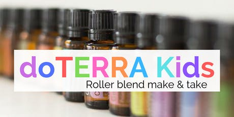 Children's Make and Take with Essential Oils tickets