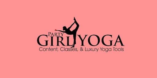 Yoga Photoshoot - Yoga visual media session