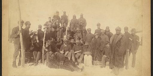 NOW Series —The  Buffalo Soldiers