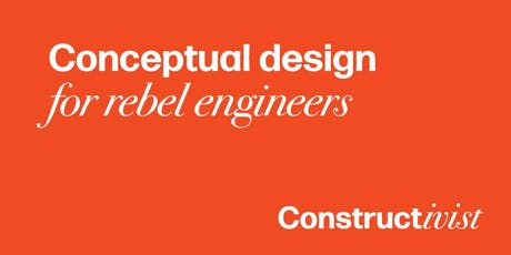 Conceptual Design for Rebel Engineers - Bristol tickets