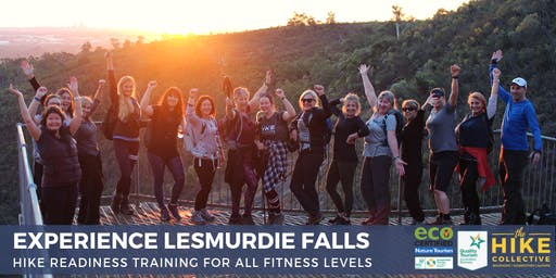 Experience Lesmurdie Falls - Hike Training