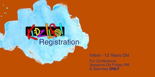 G12 Hawaii 2019 Kidz Life Registration