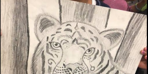 Drawing Class For Kids & Teens