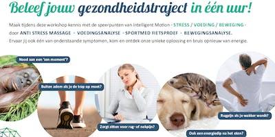 Gezondheidsworkshop Donderdag 19/09