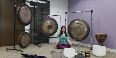 Sacred Sound Journey - Gongs and Bowls for DEEP relaxation!