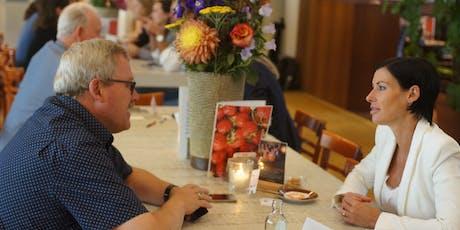 OPEN COFFEE DEN BOSCH | ZAKELIJK SPEEDDATEN tickets